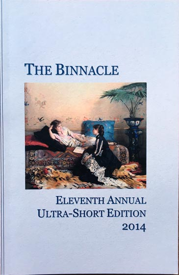 The Binnacle - Eleventh Annual Ultra-Short Edition 2014