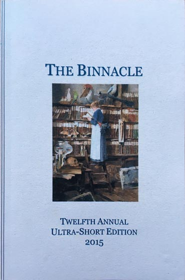 The Binnacle Twelth Annual Ultra-Short Edition 2015